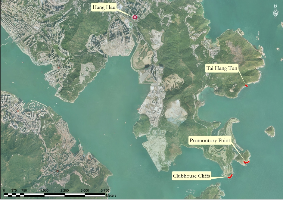 Clearwater Bay Access