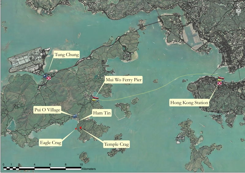 Lantau Approach